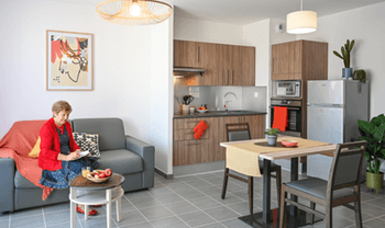 Appartement Senioriales Nimes